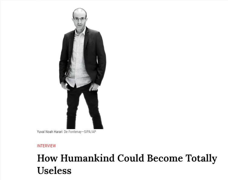 "<p>TIME spoke with the Israeli historian and internationally best-selling author of <a rel=""noopener noreferrer"" href=""http://www.beck-shop.de/Harari-kurze-Geschichte-Menschheit/productview.aspx?product=14630394"" target=""_blank"" data-reactid=""232"">Sapiens</a> about his new book, <a rel=""noopener noreferrer"" href=""http://www.beck-shop.de/Harari-Noah-Homo-Deus/productview.aspx?product=17388138"" target=""_blank"" data-reactid=""235"">Homo Deus</a>, a vision of humankind's future.</p>"
