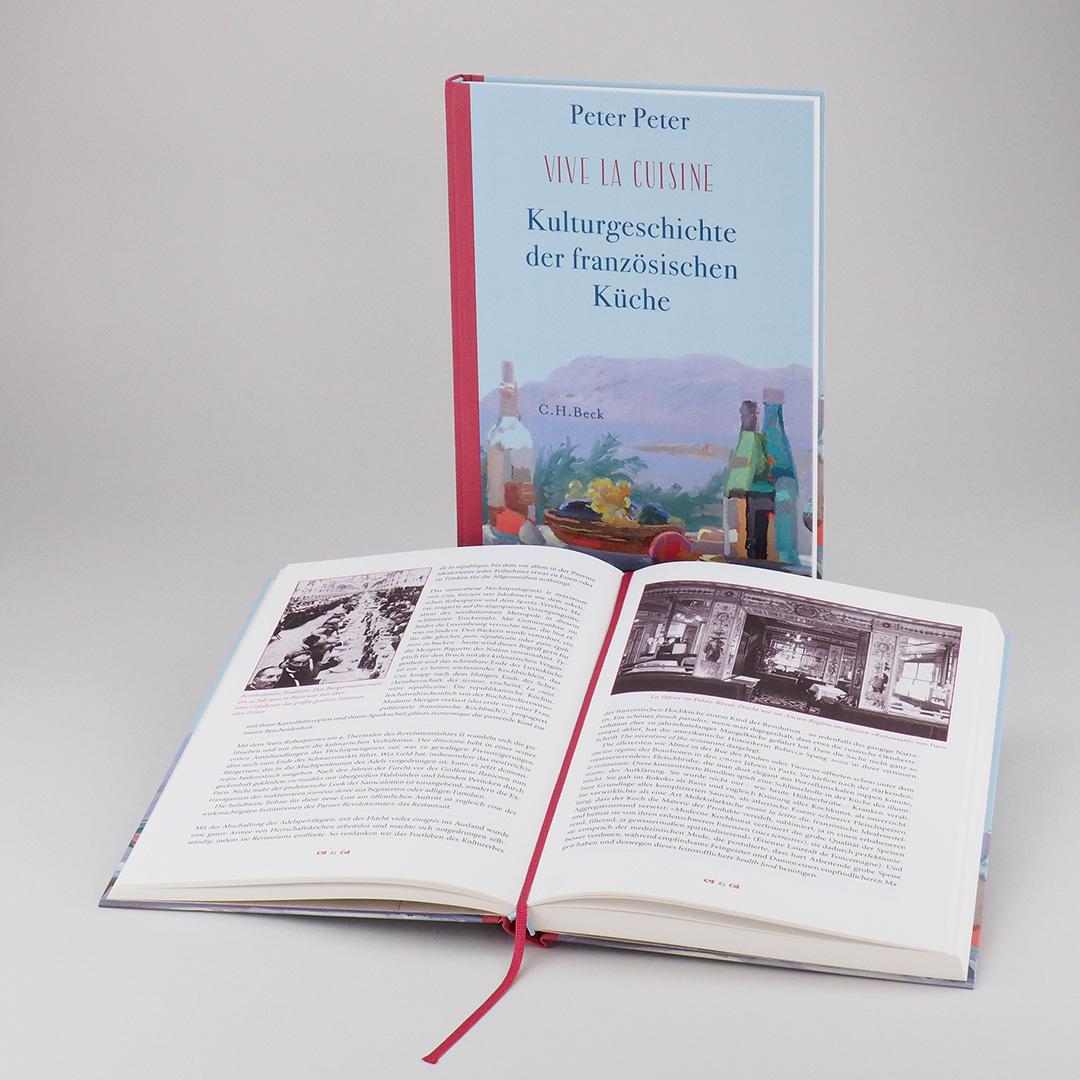 Vive la cuisine! | Peter, Peter | Hardcover